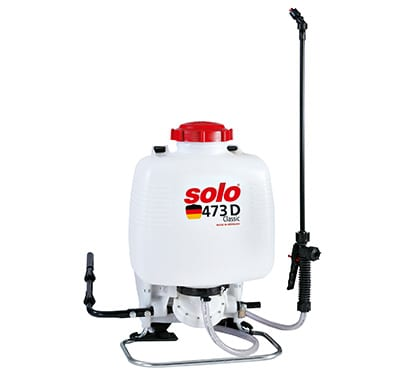 473D Sprayer - Key Benefits