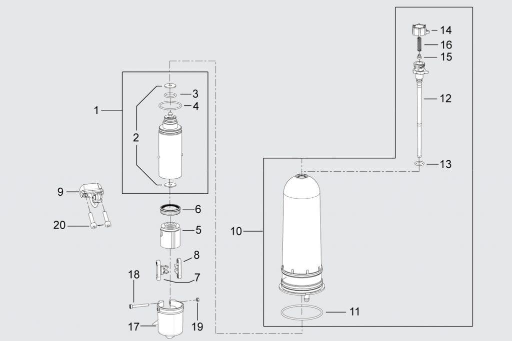 315A Piston Pump